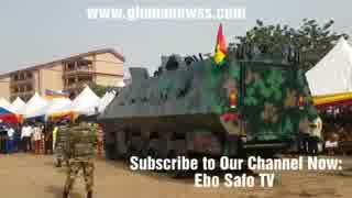 続ガーナ製装甲車