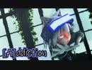 【東方MMD】[A]ddiction【軍服椛】