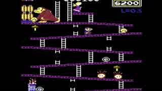 [TAS]Commodore 64 ドンキーコング(Atarisoft) in 01:47.81 by DrD2k9