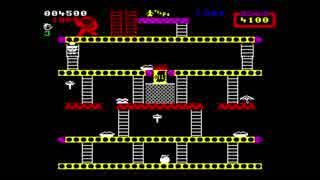[TAS]ZX Spectrum ドンキーコング in 06:0