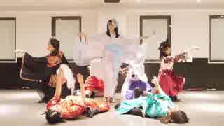 【妖怪達が】バケモノダンスフロア 踊ってみた【オリジナル振付】