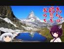 きりたんの絶景を求めて~スイス旅行記 第18話ーゴルナーグラート展望台とリッフェルゼー