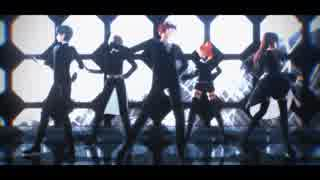 【Fate/MMD】Black Out【主人公's】