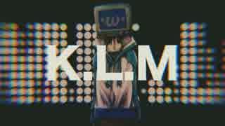 K.L.M 録音しました