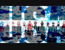 【MMD】アイドル部12名+U.M.Aで『U.S.A.』【自作カメラ】【1080p推奨】