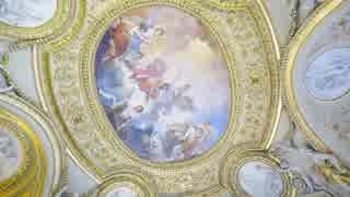 【4K 海外旅行】ルーブル美術館 in フランスに行ってきました!LOUVRE MUSEUM in France 4K映像 4K放送