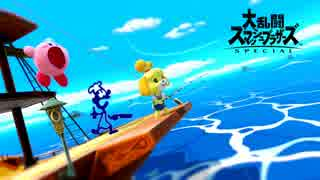 【VOICEROID実況】1on1 青いゲムヲが 明日も行く【スマブラSP】 Part6