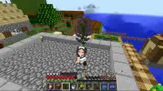 【Minecraft】天邪鬼と犬耳メイドのマインクラフト#3【ゆっくり実況】
