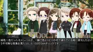 【APヘタリア】すーじくでCoC!4-2【TRPG】