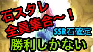 SSR石確定スタレで思わぬ展開!刮目せよ!