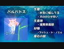 パンダ魚・バルバドス誕生秘話(?)