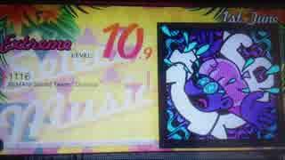 【jubeat festo】1116 / Dustup 【EXTREME Lv10.9】