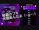 【ガルナ/オワタP】スプラトゥーン2 1on1 ガチマッチ2【vs セピア(-ω-) 5】