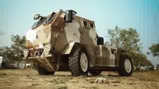 インド製装甲車「LSV 4x4」