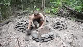 ホモと学ぶ石のプランター