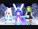 【音街ウナ(Sugar)・Rana41202・GUMI】Snow halation【ラブライブ!ピアノカバー】