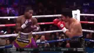 WBA世界ウエルター級 マニー・パッキャオ