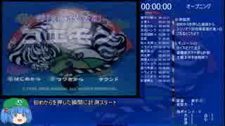 【RTA】冒険時代活劇ゴエモン 3:38:54 part1/7