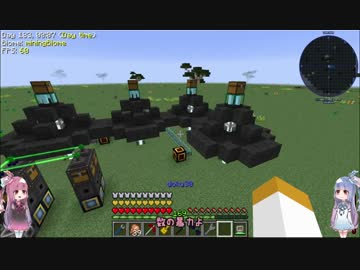 【MOD PACK】脳筋姉妹のブロイラー観察日記 Part11【minecraft】
