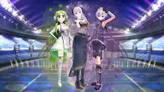 【3 Vocaloid】Soldier Game【巡音ルカ, Matcha, v4Flower】
