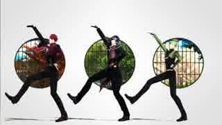 【MMD刀剣乱舞】ライカ【古備前・源氏・鶴・燭・倶・長】