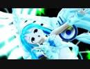 【MMD】「プラネタリウムの真実」なつゆき式 Type_Miku-L ターン耐久性はいかに!!!