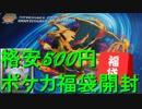 【開封動画】500円の格安福袋開封