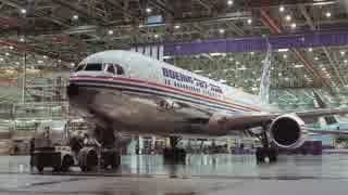 【名旅客機で行こう】B767【後編1/2】
