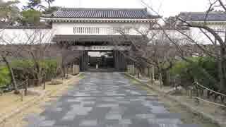 【syamuのぶらり旅】岸和田城行ってみた!