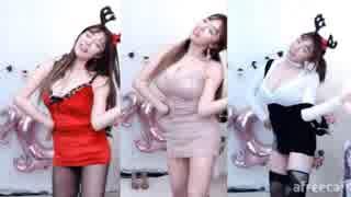 韓国女 ボインボインダンス11