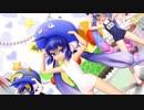【MMD】Booo!/音街ウナちゃんがいっぱいお着替えするよ(Sugar・Spicy・TalkEx)
