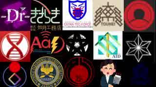 (ゆっくり解説)scp財団 全要注意団体・準要注意団体紹介 その2 日本支部編①
