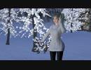 iClone7で好き!雪!本気マジック