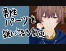 【カスタムキャスト】男性パーツを雑に語る動画【ベア子(ノ)・(エ)・(ヾ) 】