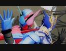 【MMD仮面ライダー】トゥイー・ボックスの人形劇場【ビルド、クローズ】