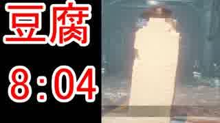 【バイオハザードRE:2】豆腐モード 8:04