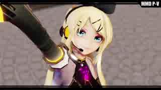 【MMD】乳音りんさんで【Makes You a Fighter】