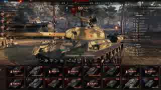 【WoT】T-34-1 帝国境界線 3100ダメージ【字幕】