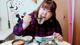 【デブエット】鰯の唐揚げ&スペアリブと大根のうま煮で食べる!