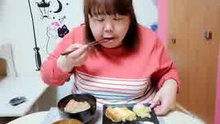 【デブエット】豚肉ときのこの中華炊き込み&紅生姜のだし巻きを食べる!☺️