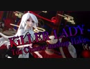 【MMD】KiLLER LADY【Tda Chinese mashup Haku】