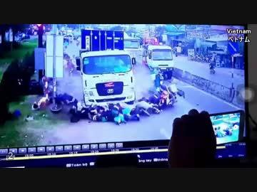 【ドラレコ】世界の交通重大事故・死亡事故集47【liveleak】