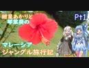【ボイロ旅行記】紲星あかりと琴葉葵のマレーシアジャングル旅行記pt1【海外旅行】