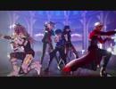 [Fate/MMD]うちの主力と自作アンデルセンでHystericBullet [1080p]