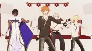 【Fate/MMD】 ロキ(feat.ロビンフッド)