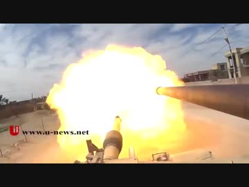【 ISIL 】 Real video of the Battle of Mosulu, which was called the most intense battle after World War II