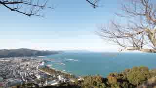 気晴らしのぽけっと旅行 【ゆっくり実況】 淡路島編 洲本城