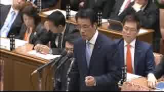 衆議院予算委員会2月12日「安倍晋三vs岡田克也」国会でコントw