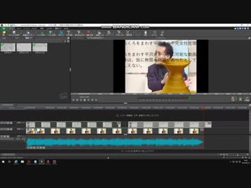 動画そのものと動画のメイキング映像は一致しえない。