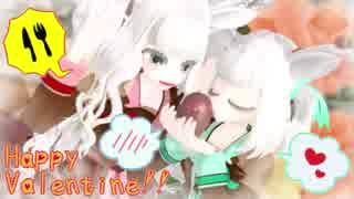 【MMDオリキャラ】スイートマジック【EVE*+α】